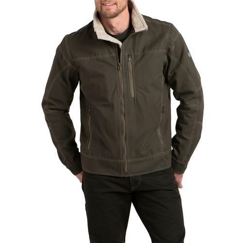 Kuhl Men's Lined Burr Jacket