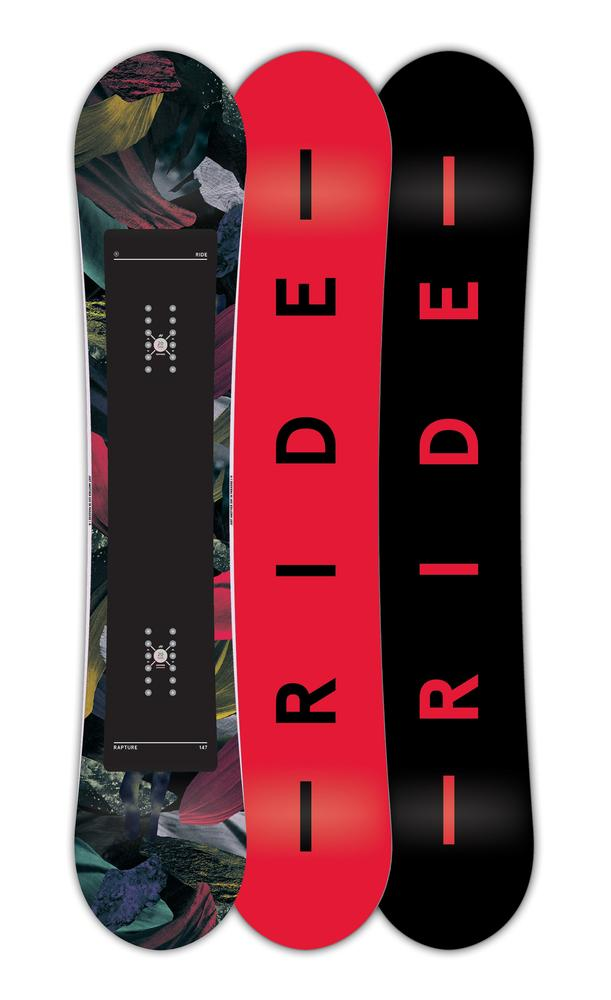 Ride Rapture Ladies Snowboard