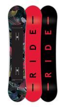 Ride Rapture Ladies Snowboard ONE