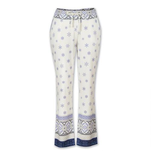 Aventura Women's Nordic Border Pajama Pant