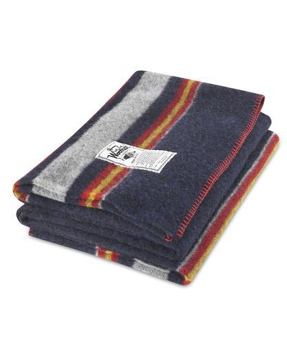 Woolrich Camp Blanket 50x60