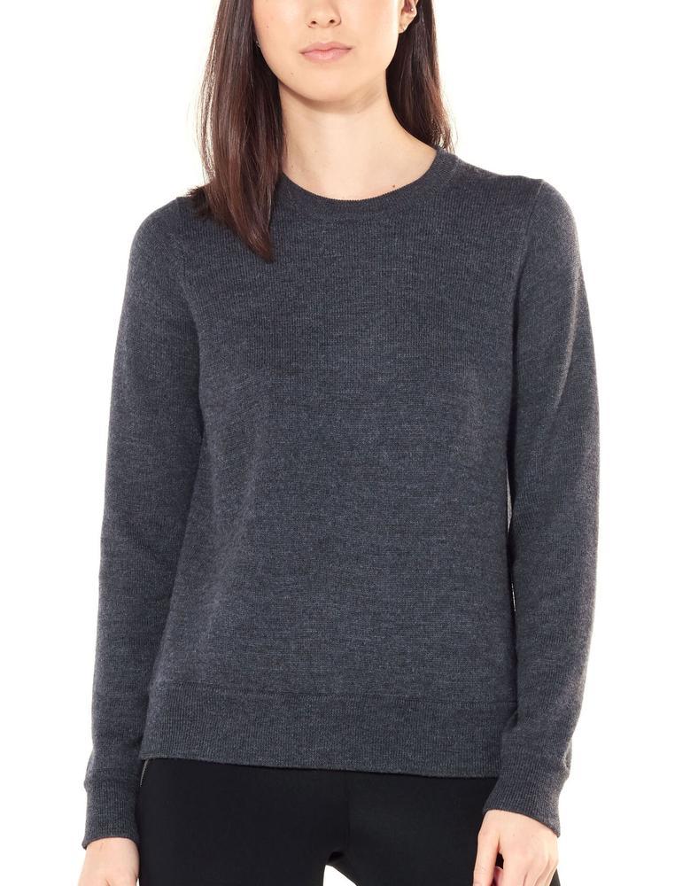 Icebreaker Women's Muster Crewe Sweater