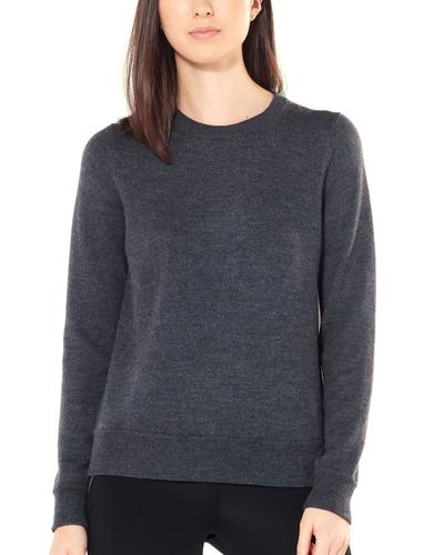 Icebreaker Women's Muster Crewe Sweater