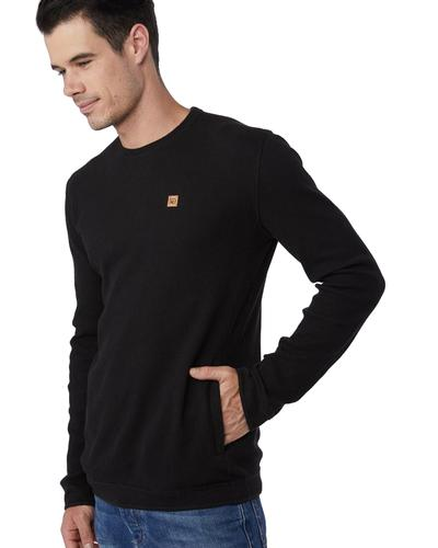 Tentree Men's Banff Long Sleeve Waffle Knit Tee
