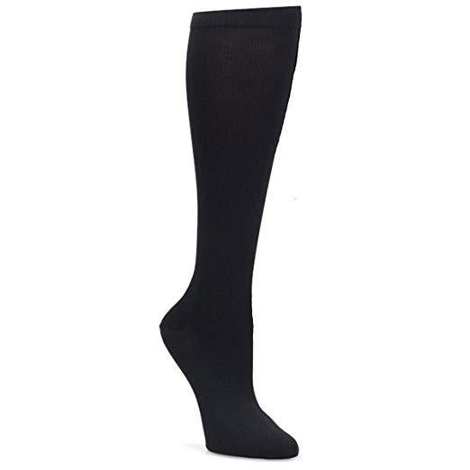 Comfortiva Women's 12- 14mmhg Graduated Compression Socks