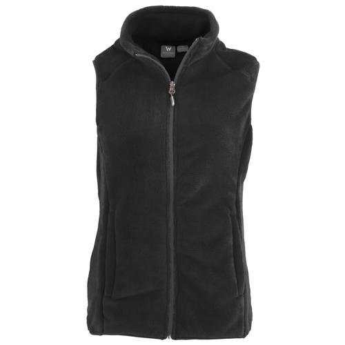 White Sierra Women's Cozy Fleece Vest