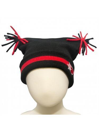 Snowstoppers Kid's Jester Knit Hat