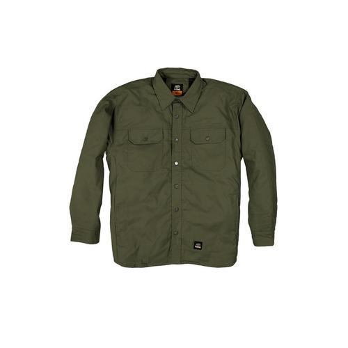Berne Men's Traditional Shirt Jacket