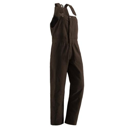 Berne Women's Washed Insulated Bib Overalls
