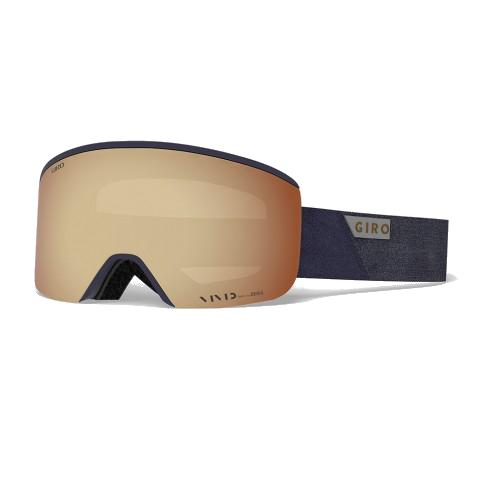 Giro Axis Goggle Midnight Peak With Copper Lenses