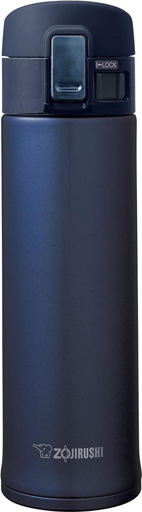 Zojirushi Stainless Mug 16oz BLUEAG