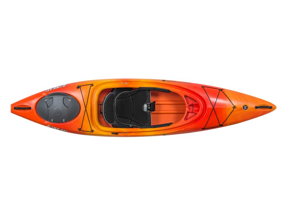 Wilderness Systems Aspire 100 Kayak MANGO