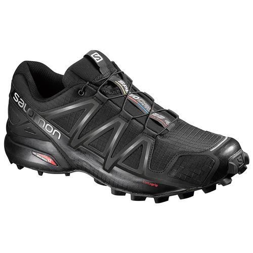 Salomon Men's Speedcross 4 Wide Running Shoe