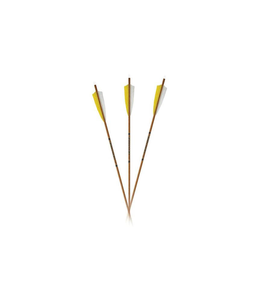 Carbon Express Heritage Traditional Arrows 6pk