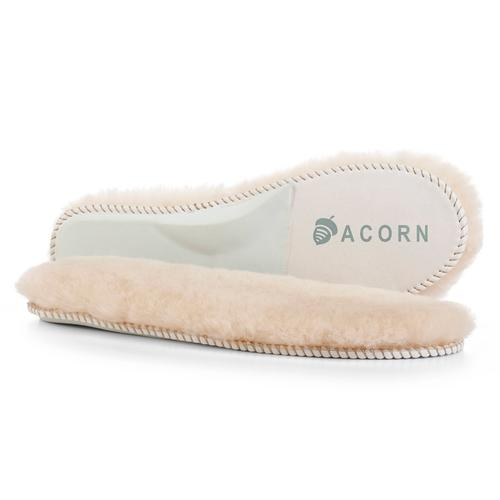 Acorn Men's Removable Sheepskin Insole