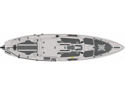 Perception Kayaks Silent Traction Pads Pescador Pilot 12