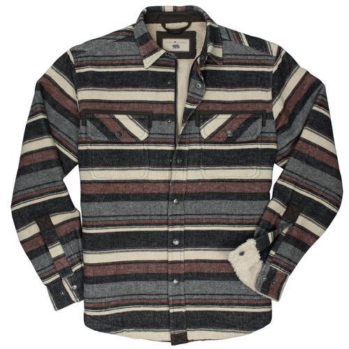 Dakota Grizzly Men's Burke Wool Blend Shirt Jacket
