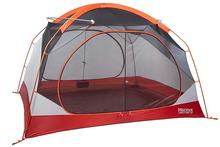 Marmot Limestone 4 Person Tent ORANGE