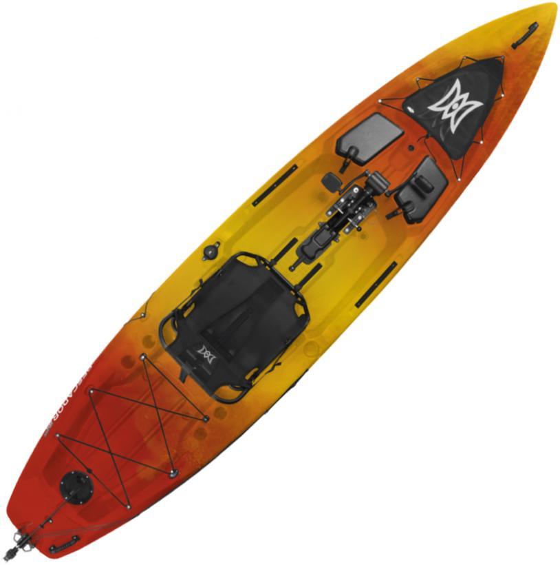Perception Pescador Pilot 12 Kayak