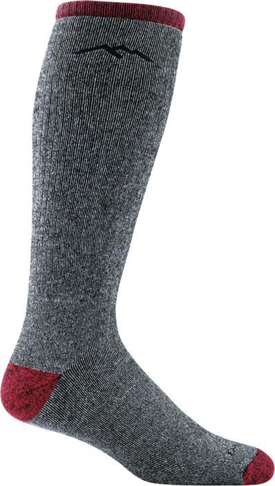 Darn Tough Men's Mountaineering Over- The- Calf Extra Cushion Sock