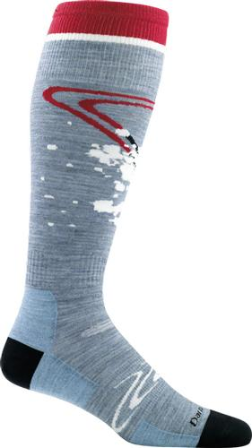 Darn Tough Men's Paradise Over-the-Calf Light Sock