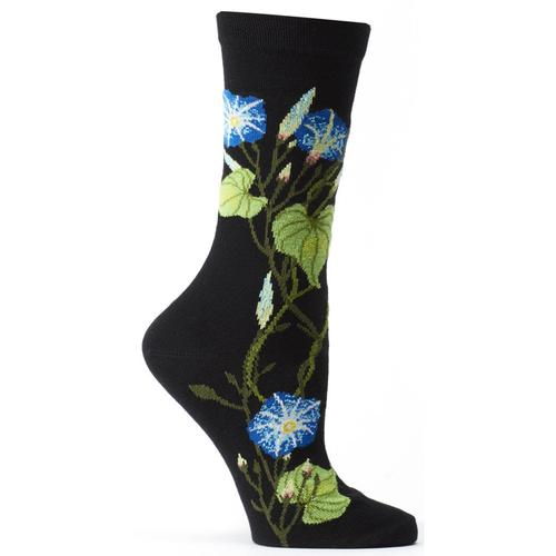 Ozone Morning Glory Sock