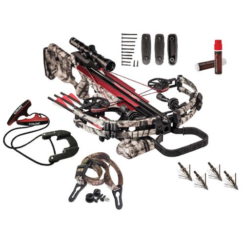 CamX A4 Crossbow Hunting Package