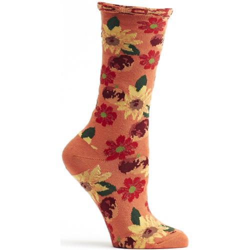 Ozone Women's Petunia Pomme Sock