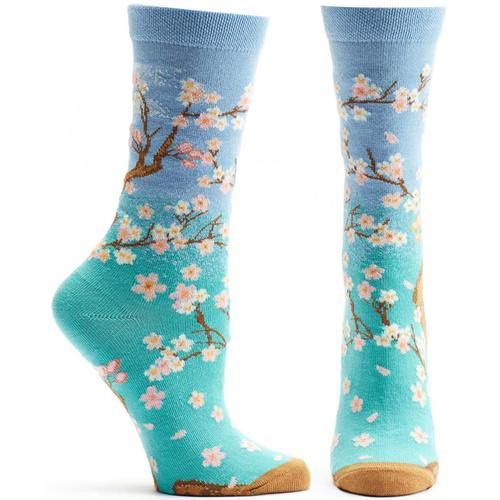 Ozone Women's Four Seasons: Spring Sock