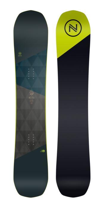Nidecker Men's Merc Snowboard