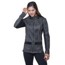 Kuhl Women's Dani Sherpa Jacket RAVEN