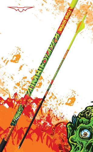 Black Eagle Arrows Zombie Slayer .003 Arrows Box of 6