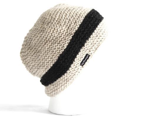 US Sherpa Women's Gorkha Knit Hat