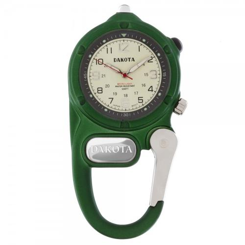 Dakota Watch Co. Mini Clip Watch Microlight