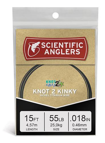 Orvis Knot 2 Kinky Predator Wire Single Strand