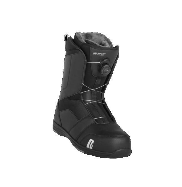 Nidecker Ranger Boa Snowboarding Boots