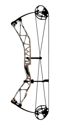 Elite Archery Ritual 70lb 29in Compound Bow Breakup Country