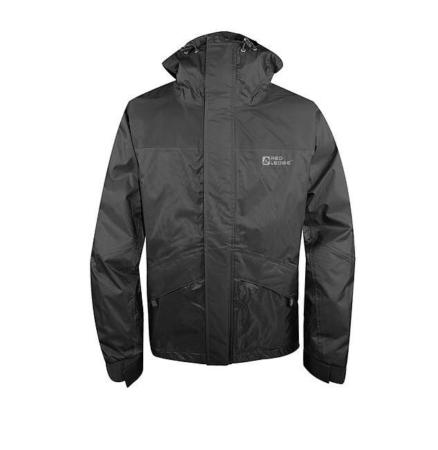 Red Ledge Dryden Unisex Waterproof Jacket BLACK