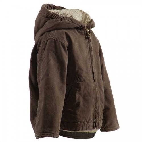 Berne Infant Boys Sanded Hooded Coat