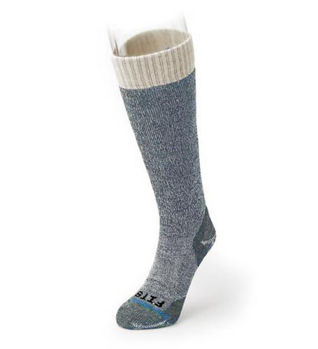 Fits Tracker Over the Calf Sock