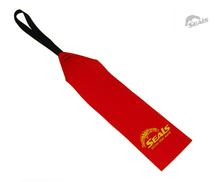 Seals Travel Safety Flag RED
