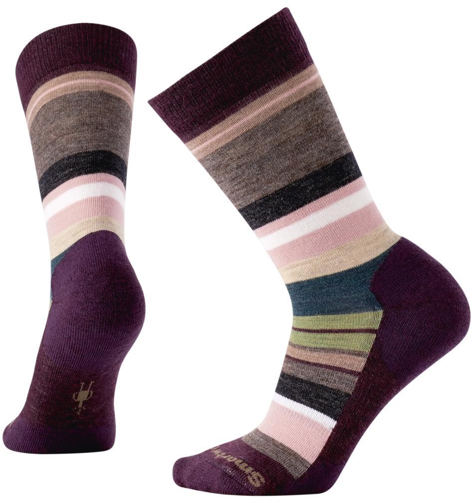 Smartwool Women's Saturnsphere Socks BORDEAUX