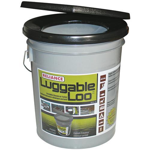 Liberty Mountain Luggable Loo Portable Toilet