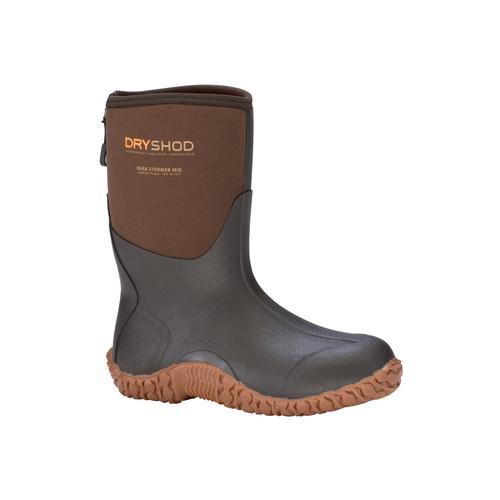 Dryshod Men's Barnstormer Mid Rugged Farm Boot