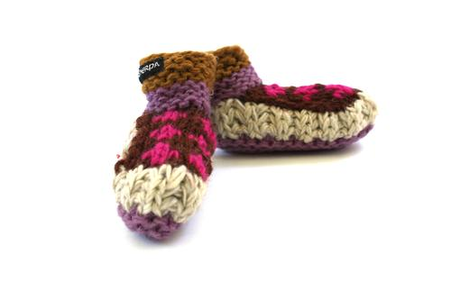 US Sherpa Baby Booties