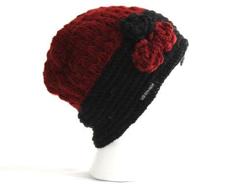US Sherpa Lali Guras Crochet Hat