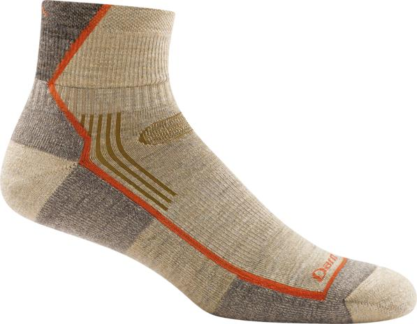 Darn Tough Men's Hiker Quarter Sock Cushion