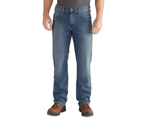 Carhartt Men's Rugged Flex Relaxed Fit Straight Leg Jean