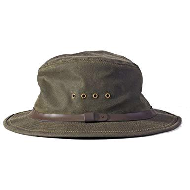 C.C. Filson Tin Cloth Packer Hat