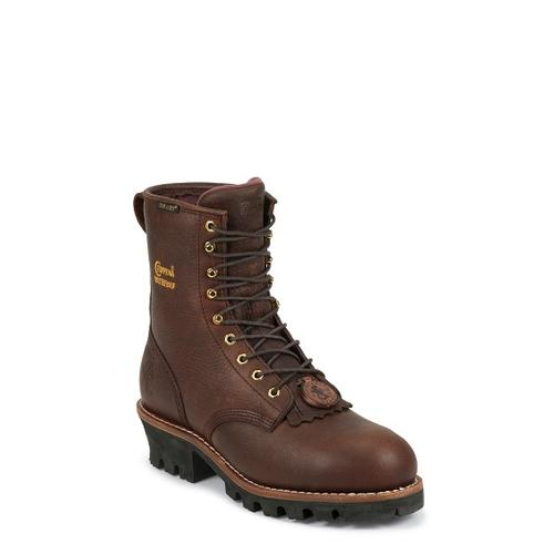 Chippewa Paladin Briar Ins Waterproof Steel Toe Boots